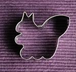 Eekhoorn - uitsteekvormpje