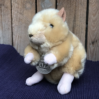 Hamster - ca. 16 cm