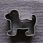 Hond - uitsteekvormpje